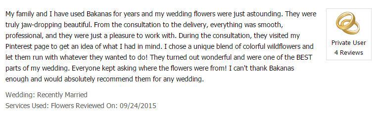 via Wedding Wire