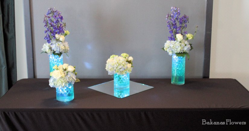 Science Theme Wedding