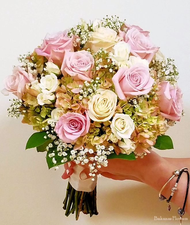 Bell Bridal Bouquet